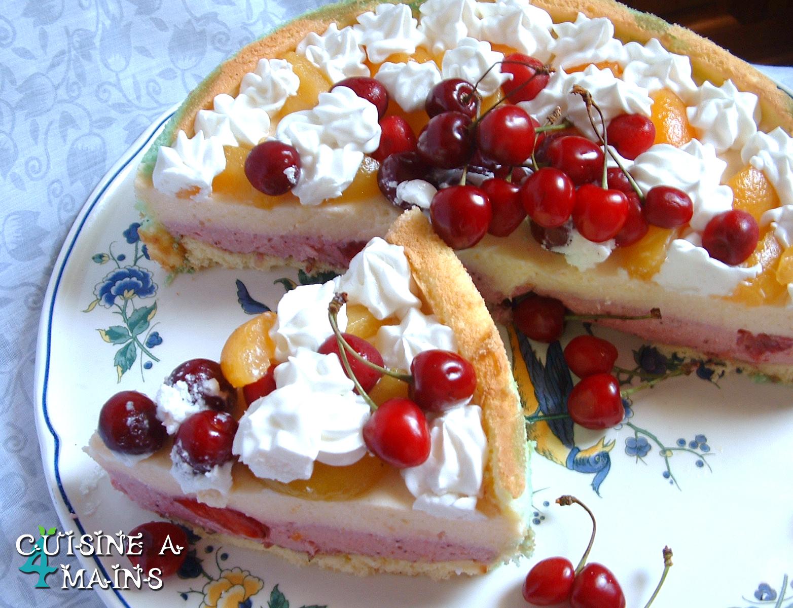 fruit basket fraicheur fruit 233 e cuisine 224 4 mains