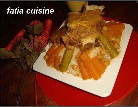 couscous fatia
