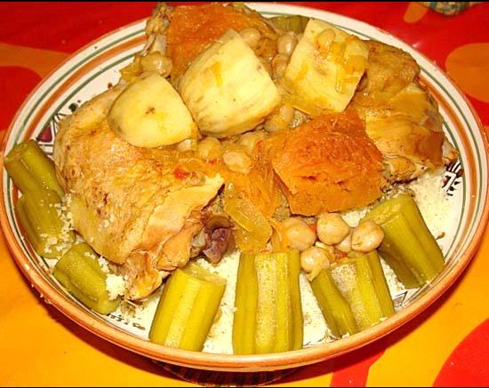 couscous mostagenmois de mariie