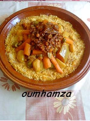 couscous oumhamza