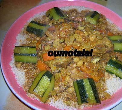 couscous oumtalal