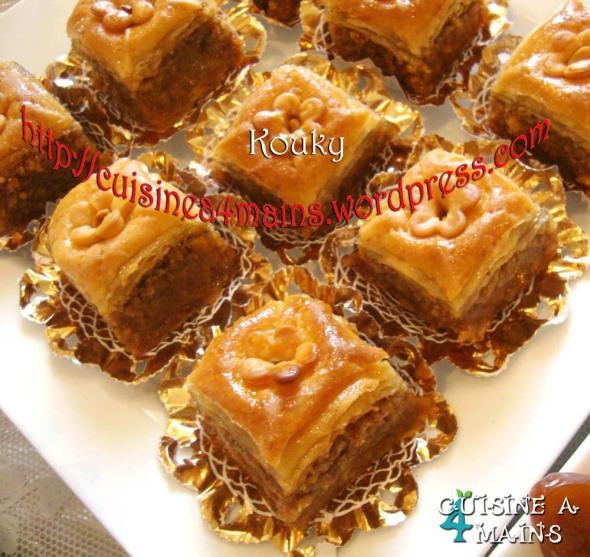 Gâteaux Algériens De Samira Tv: 301 Moved Permanently