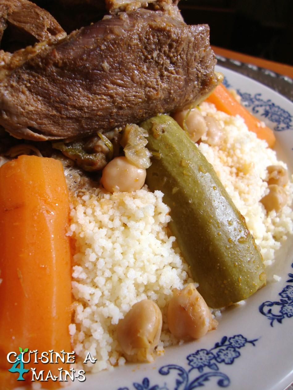 Couscous aid cuisine 4 mains for Aide de cuisine
