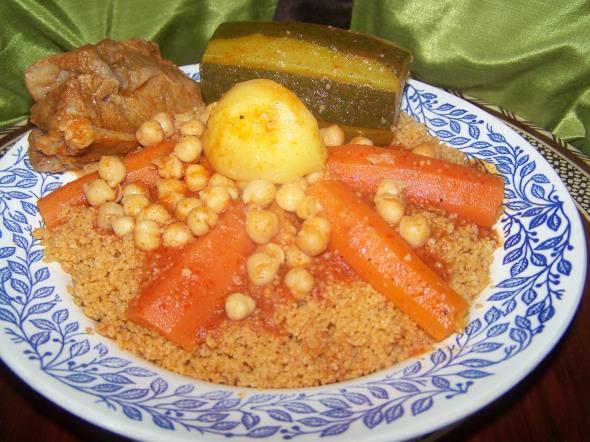 couscous amel
