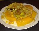 couscous au potiron et patate douced'Azura