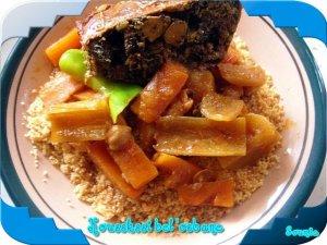 Couscous bel osbane (soumia)