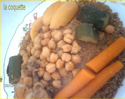 couscous d'orge de charoufa