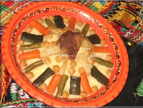 couscous kabyle de naïma