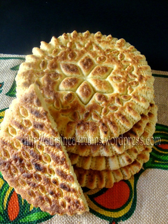 D cor cuisine 4 mains for Decoration kabyle