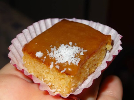 toffee cake Masumi Sato