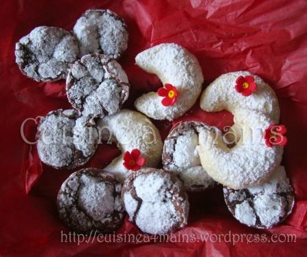 Biscuits Daring Baker 3 cuisine à 4 mains