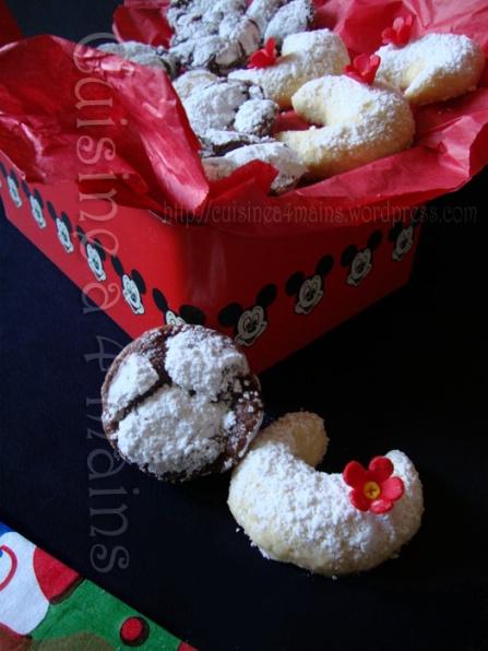 Biscuits Daring Baker 4 cuisine à 4 mains