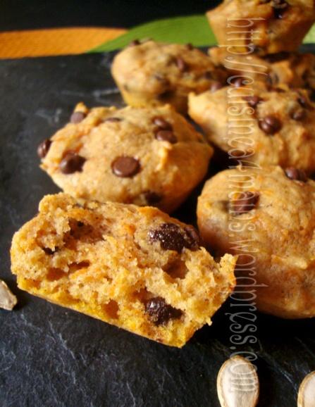 cookies au potiron 2 cuisine à 4 mains