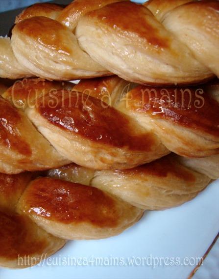 craquelin 2 cuisne à 4 mains