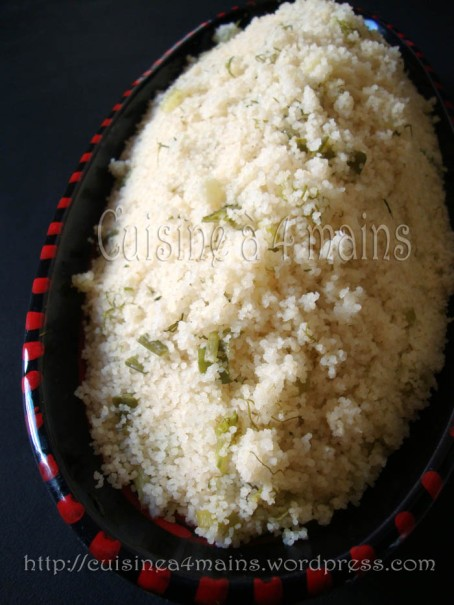 couscous au fenouil 1 cuisine à 4 mains