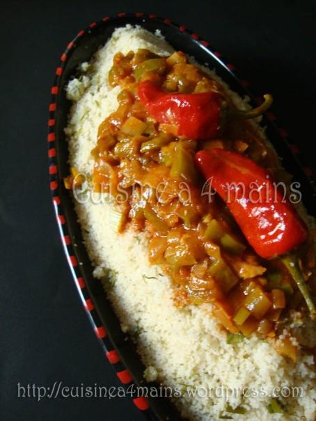 couscous au fenouil 2 cuisine à 4 mains