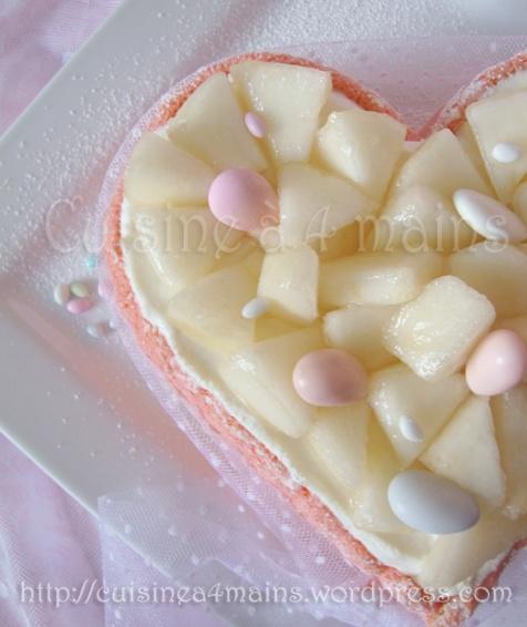 charlotte en coeur 1 cuisine à 4 mains