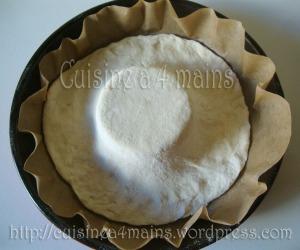 couronne farcie au fromage 3 cuisine à 4 mains