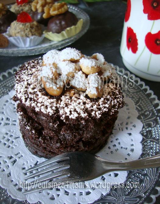 chocolat gourmand  33 cuisine à 4 mains