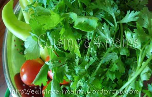conservation herbes fraiches1 - cuisine à 4 mains