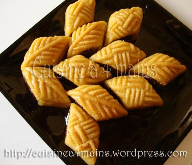 makroud ennekkache 11  cuisine à 4 mains