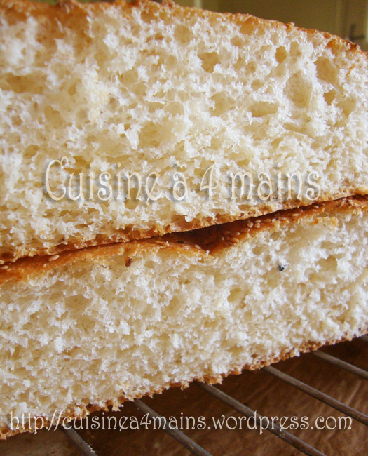 pain sans pétrissage 9  cuisine à 4 mains