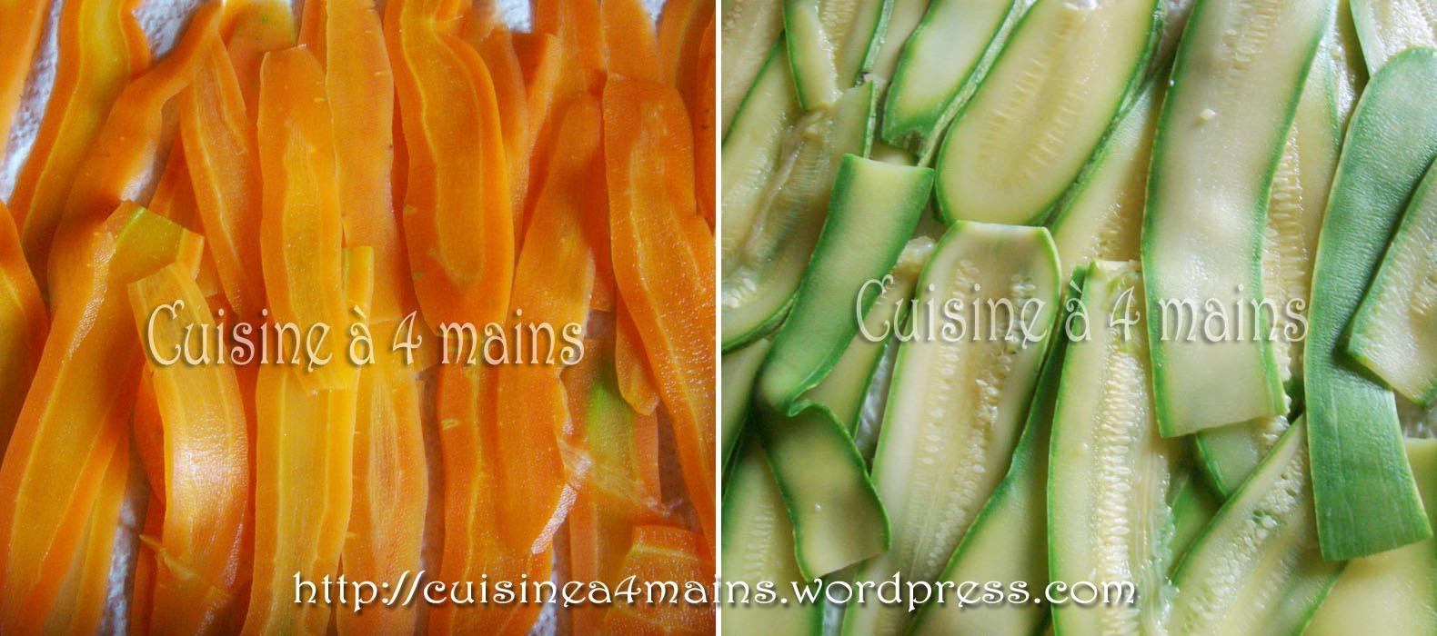 tarte aux légumes en spirale 7  cuisine à 4 mains