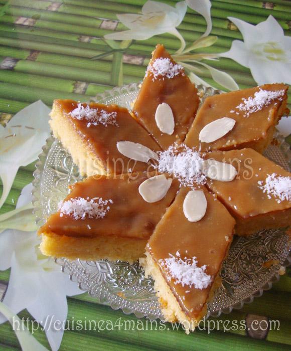 Toffee Cake Le Retour Cuisine A 4 Mains