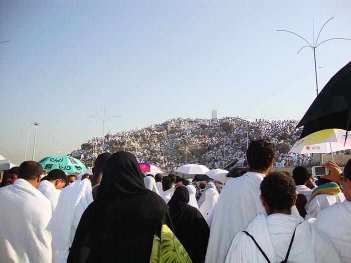 le mont arafat 1