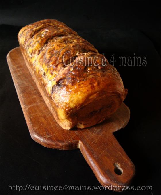 brioche marbrée10  cuisine à 4 mains