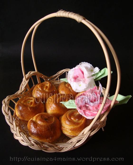 rose briochée 1 cuisine à 4 mains