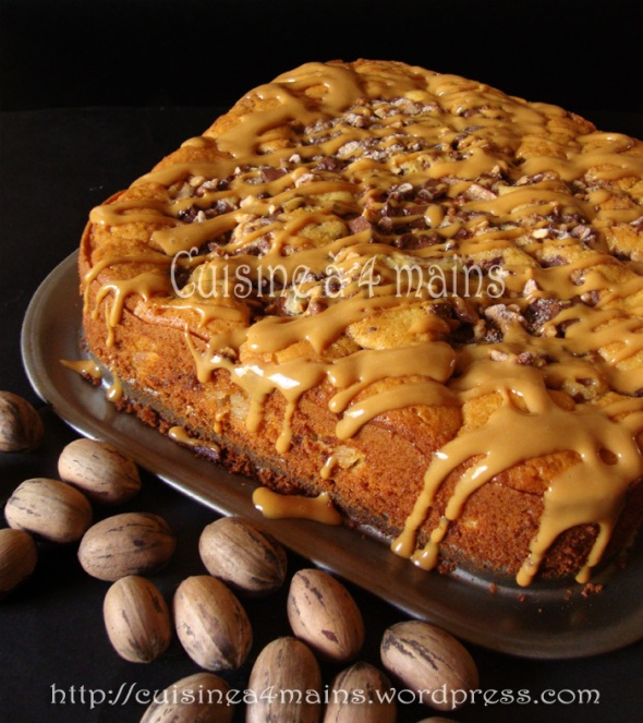 coffee cake9  -  cuisine à 4 mains copie