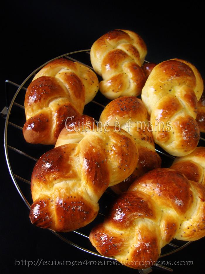 Briochette 1 brin 4 cuisine 4 mains cuisine 4 mains for Cuisine 4 mains