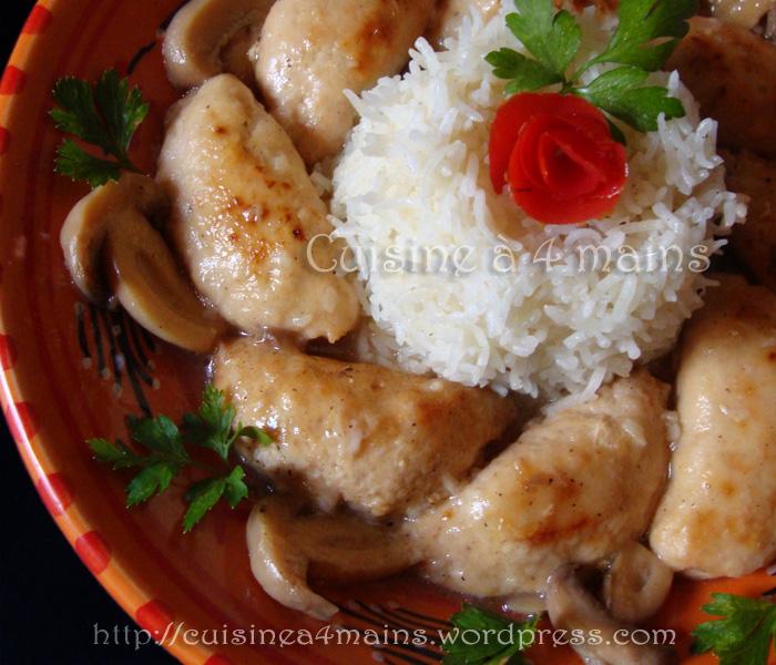 kefta de poulet 10 - cuisine à 4 mains
