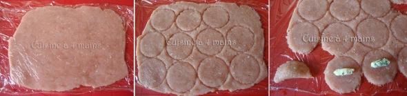 kefta de poulet  2   - cuisine à 4 mains