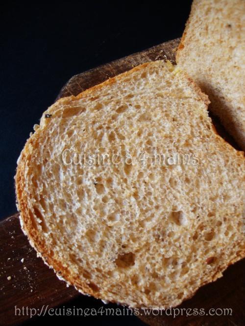 pain de mie 3 - cuisine à 4 mains