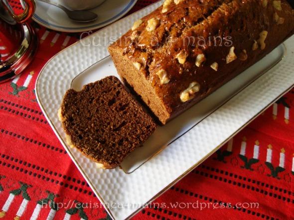pain aux épices6 - cuisine à 4 mains