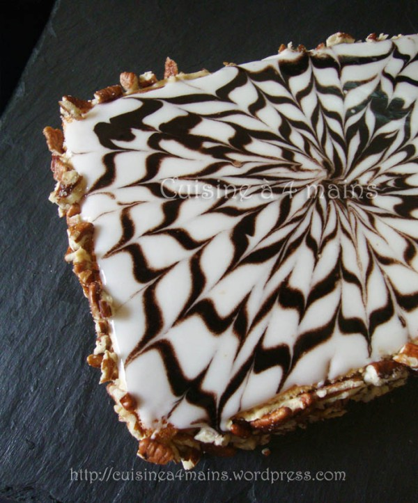 Esterhazy Torte9 - cuisine à 4 mains copie