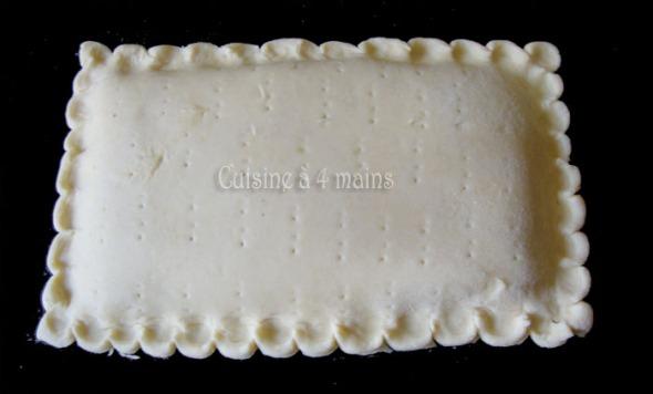 galette des rois 4 - cuisine à 4 mains