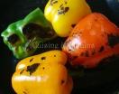 tarte tatin aux poivrons 8 – cuisine à 4mains