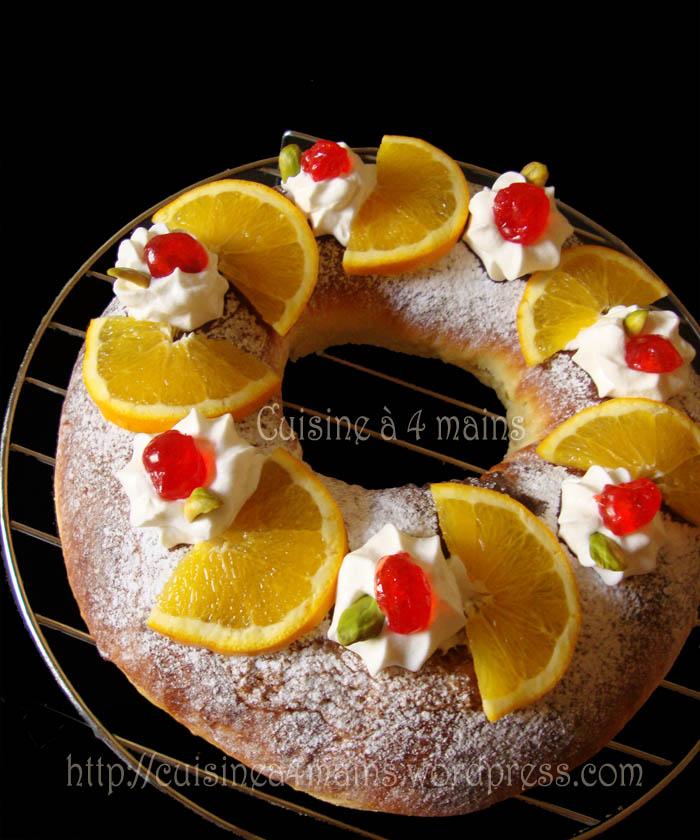 Le royaume une brioche tr s gourmande cuisine 4 mains - France 3 cuisine gourmande ...