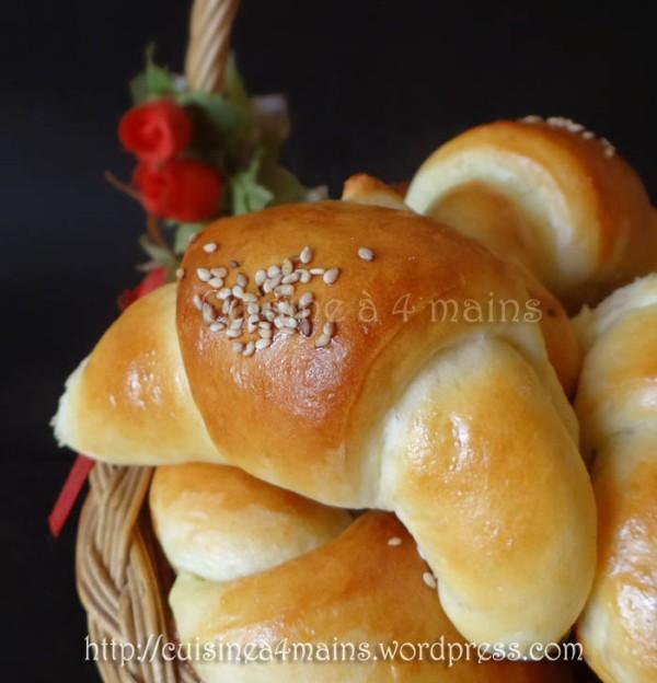 petits croissants au fromage3 - cuisine à 4 mains