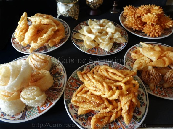 Algeria Cuisine A 4 Mains