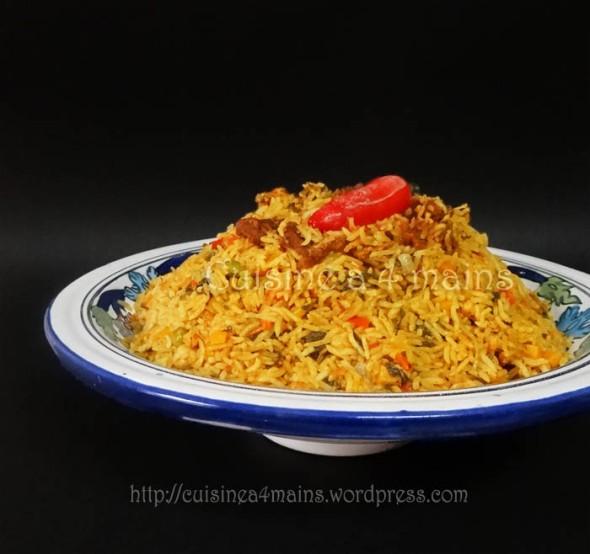 riz djerbien 7 - cuisine à4 mains
