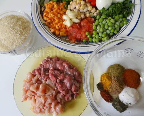riz djjerbien  2 - cuisine à4 mains