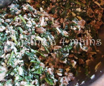 Yafawi Sfeeha 4 - cuisine à 4 mains