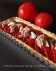 Tarte à la tomate et pesto2-  cuisine à 4mains