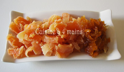 Calissons 3 cuisine 4 mains cuisine 4 mains for Cuisine 4 mains
