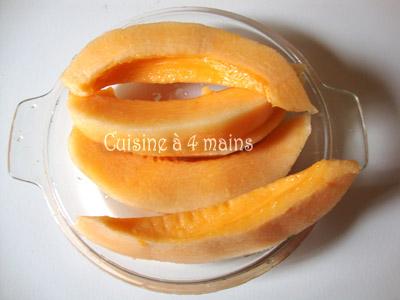melon confit 1 cuisine à 4 mains
