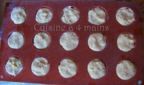 Gougères 3 - cuisine à 4 mains